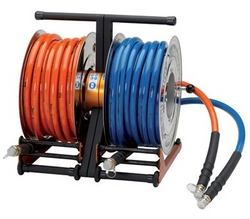 HYDRAULIC RESCUE EQUIPMENT (HOSE REEL) MODEL: HR 4 from URUGUAY GROUP OF COMPANIES