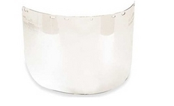 Faceshield Visor, Polycarbonate, Clear, 8x16in MSA from URUGUAY GROUP OF COMPANIES
