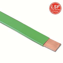 FURSE PVC AND LSF COVERED COPPER TAPE SUPPLIER   from AL TOWAR OASIS