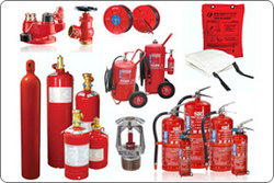 FIRE FIGHTING EQUIPMENT INSTALLATION MAINTENANCE & SERVICE from  MAF  FIRE  SAFETY  &  SECURITY  L.L.C