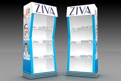 Corrugated Stand  from AL ZAYTOON GITS ADVERTISING