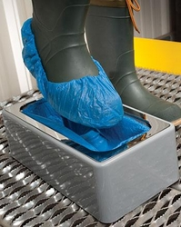 Automatic Shoe Cover Dispenser from NOVA GREEN GENERAL TRADING LLC
