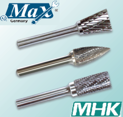 Carbide Rotary Burrs from M H K HARDWARE TRADING LLC
