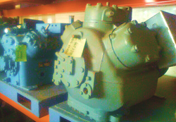 Compressors ( Carrier , York , Bitzer etc )  from GEO RENTAL SOLUTION & SERVICE