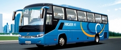 50 Seater Luxury Buses For Rent in Dubai - UAE from WADI SWAT BUSES TRANSPORT