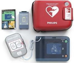 Philips AED Defibrillators distributor in UAE from ARASCA MEDICAL EQUIPMENT TRADING LLC