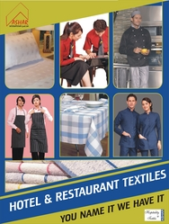 HOTEL UNIFORMS from ASHAR PROFESSIONAL LINENS FZE