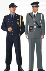 MILITARY UNIFORMS from ASHAR PROFESSIONAL LINENS FZE