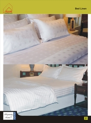 Bed Sheet, Fitted Sheet, Pillow and Duvet Cover from ASHAR PROFESSIONAL LINENS FZE