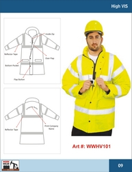 SAFETY UNIFORMS from ASHAR PROFESSIONAL LINENS FZE