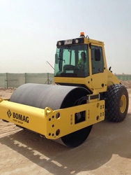 BOMAG Roller Compactor from TANZEEM HEAVY EQUIPMENT RENTAL LLC