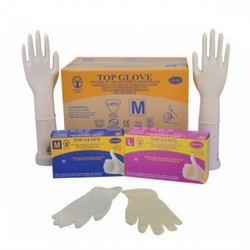 Latex Gloves  from AL MAQAM MEDICAL SUPPLIES LLC