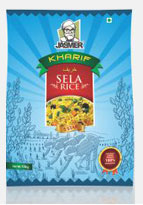KHARIF SELA RICE IN UAE from JASMER FOODS PVT.LTD.