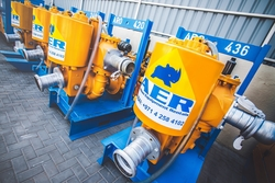 Dewatering Pump from ARABIAN EQUIPMENT RENTAL LLC