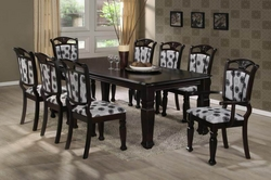 Dining Tables from HOMECITY FURNITURE LLC