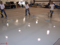 Epoxy floor companies in dubai, UAE from JAWABCO LLC