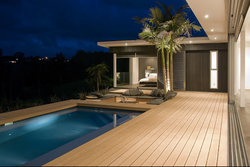 WOOD PLASTIC COMPOSITE DECKING from JAWABCO LLC