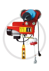 Mini Electric Wire Hoist With Moving Trolley from ADEX