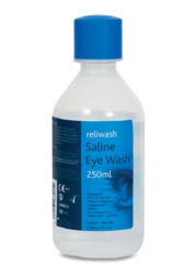 Reliwash 250ml Bottle from ARASCA MEDICAL EQUIPMENT TRADING LLC