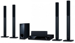 LG 5.1 Channel DVD Home Theatre System [DH4530T] from FINECO GENERAL TRADING LLC UAE