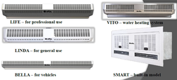 AIR CURTAINS suppliers in UAE from VERDANT GENERAL TRADING FZC