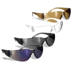 Rugged Blue Diablo Safety Glasses from FINECO GENERAL TRADING LLC UAE