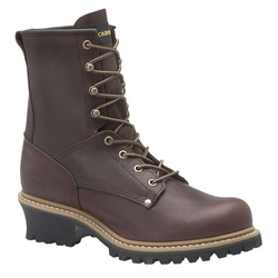 "Carolina 8"" Logger Work Boots - 821 from FINECO GENERAL TRADING LLC UAE"
