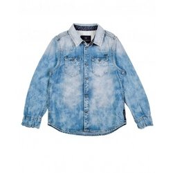 SCOTCH SHRUNK Washed Denim Jacket from FINECO GENERAL TRADING LLC UAE