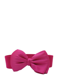 Bow Solid Wide Elastic Belt For Women from FINECO GENERAL TRADING LLC UAE