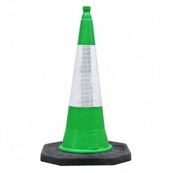 Green Traffic Cone  from EXCEL TRADING COMPANY - L L C