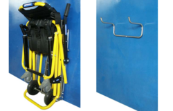 WALL SUPPORT FOR SKID AND PRO-SKID from ARASCA MEDICAL EQUIPMENT TRADING LLC