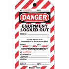 BRADY Plastic Danger Tag in uae from GULF WIDE DISTRIBUTION FZE / E MAIL : SALES@DISTRIBUTIONFZE.COM / 0553931464