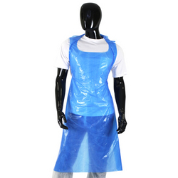 Disposable Aprons Blue from NOVA GREEN GENERAL TRADING LLC