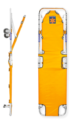 Stretcher with Wheel -- 200/300 SERIES from ARASCA MEDICAL EQUIPMENT TRADING LLC