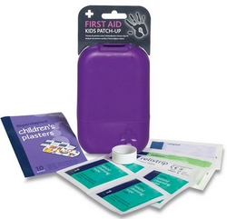 Small First Aid Kit as gift from ARASCA MEDICAL EQUIPMENT TRADING LLC