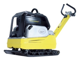 HIRE OF PLATE COMPACTOR IN UAE from RTS CONSTRUCTION EQUIPMENT RENTAL