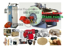 BOILER, STEAM BOILER, HOT WATER BOILER, UAE from AMIR INDUSTRIAL EQUIPMENTS