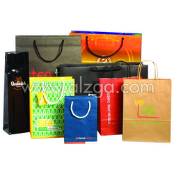 Paper Bags, Non Woven Bags, Craft Bags from AL ZAYTOON GIFT BOXES IND L L C