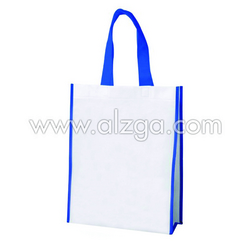 Non Woven bag with printing from AL ZAYTOON GIFT BOXES IND L L C