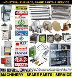 LABORATORY FURNACE PARTS SERVICE in Abu Dhabi Dubai Sharjah Ajman Ras al Khaimah UAQ from AMIR INDUSTRIAL EQUIPMENTS
