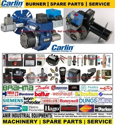 Carlin burner boiler parts service in Dubai UAE from AMIR INDUSTRIAL EQUIPMENTS