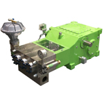 Hi Pressure Pumps for jetting from TOPLAND GENERAL TRADING LLC