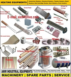 Cartridge Heater Nichrome wire in Dubai UAE from AMIR INDUSTRIAL EQUIPMENTS