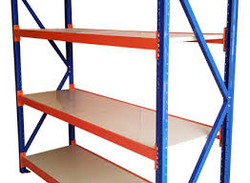 Medium Duty Shelving from AL AMAL TRADING LLC
