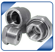 Nickel & Copper Alloy Forged Fittings from RAJRATAN STEEL CENTRE