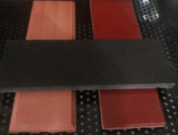 BLACK CLADING BRICKS from DAR AL JAWDA BUILDING MATL TR