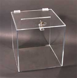 Acrylic Suggestion boxes from ADEX INTL INFO@ADEXUAE.COM/PHIJU@ADEXUAE.COM/0558763747/0564083305