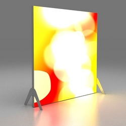 fabric light boxes ,sign board ,illuminated signs from CLOUD COMMUNICATIONS FZE