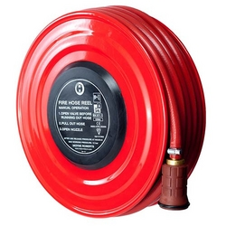 FIRE HOSE REELS IN ABU DHABI from STARS FIRE & SAFETY EQUIPMENT EST