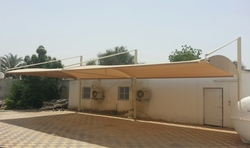 CANOPIES, CAR PARK SHADES, TENTS, AWNING IN UAE from AL BAIT AL MALAKI TENTS & SHADES +971522124675